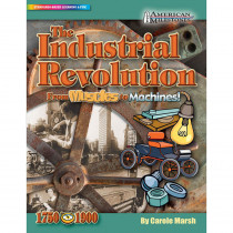 GAL0635026945 - The Industrial Revolution From Muscles To Machines in History