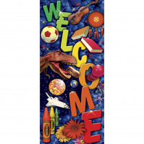 GAL62453 - 3D Welcome Banner in Banners