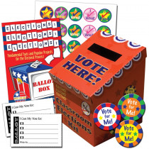 GALPFKELE - Classroom Elections Kit in Government