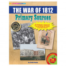 GALPSPWAR - Primary Sources War Of 1812 in History