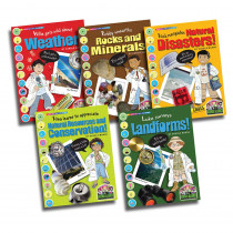 GALSPSAPEARTHKS - Science Alliance Earth Science Set Of All 5 Titles in Earth Science