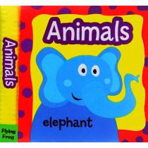 GAR9781607459118 - Animals Cloth Book in Language Arts