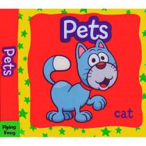 GAR9781607459163 - Pets Cloth Book in Language Arts
