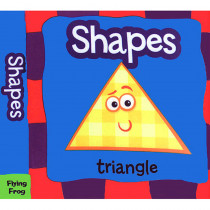 GAR9781607459170 - Shapes Cloth Book in Sorting