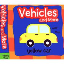 GAR9781607459187 - Vehicles Cloth Book in Language Arts