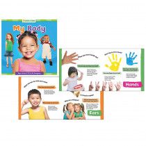 GAR9781635601657 - Grow With Steam Board Book My Body in Big Books
