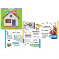 GAR9781635601763 - Grow With Steam Board Book My House in Big Books