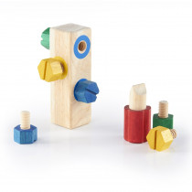 GD-2003 - Screw Block in Blocks & Construction Play