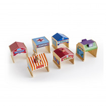 GD-6716 - Community Buildings in Pretend & Play