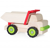 GD-7531 - Block Science  Trucks Dump Truck Big Block in Vehicles