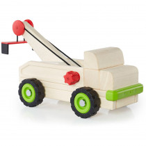 GD-7532 - Block Science  Trucks Tow Truck Big Block in Vehicles
