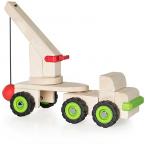 GD-7533 - Block Science  Trucks Wrecking Ball Big Block in Vehicles