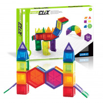 GD-9423 - Powerclix Solids 94 Pieces in Blocks & Construction Play