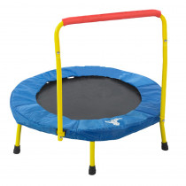 GLT59609 - Fold And Go Trampoline in Gross Motor Skills