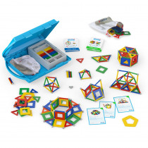 GMW224 - Geomag Education - Kit Shapes & Space Panels in Blocks & Construction Play