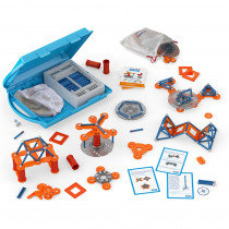 GMW225 - Geomag Education Kit Mechanics in Blocks & Construction Play