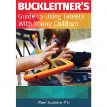 GR-10201 - Using Tablets W/ Young Children Buckleitners Guide in Teacher Resources