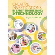 GR-10545 - Creative Investigations In Engineering & Technology in Activity Books & Kits