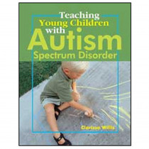GR-13115 - Teaching Young Children W/ Autism Spectrum Disorder in Resource Books
