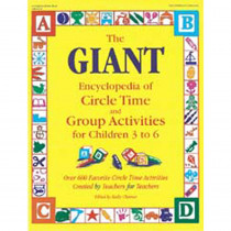 GR-16413 - The Giant Encyclopedia Circle Time Ages 3-6 in Classroom Activities