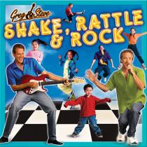 GS-020CD - Greg & Steve Shake Rattle & Rock in Cds