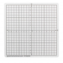 Graphing Stickers, Numbered Axis, 500 Stickers - GYR150241 | Geyer Instructional Products | Stickers