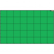 Wonder League Robotics Competition Green Screen Mat, 150cm x 240cm with 30cm Grid - GYR199130 | Geyer Instructional Products | Science