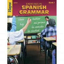 H-HS701R - Exercises In Spanish Grammar Book 1 in Language Arts