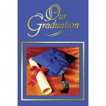 H-PC40 - Our Graduation Program Cover 25/Set in Certificates