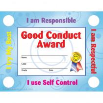 H-VA803 - Good Conduct 30/Set in Motivational