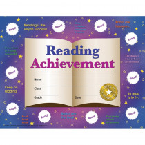 H-VA807 - Reading Achievement 30/Set in Language Arts