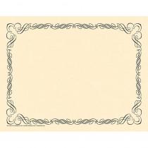 H-VA910 - Arabesque Border Paper Black in Design Paper/computer Paper