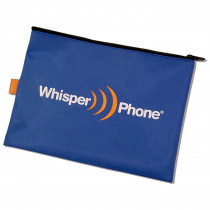HB-DSP12 - Whisperphone Deluxe Storage Pk/12 Pouch Classpk in Headphones