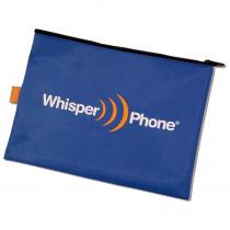 HB-DSP12 - Whisperphone Deluxe Storage Pk/12 Pouch Classpk in Headphones