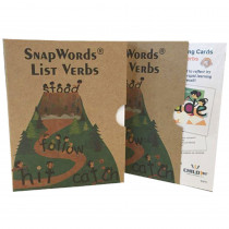 HB-SWV1 - Snapwords Teaching Cards List V in General