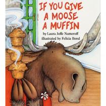 HC-0064433668 - If You Give A Moose A Muffin Big Book in Big Books