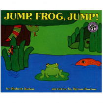 HC-0688092411 - Jump Frog Jump in Big Books