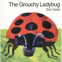 HC-069401320X - Grouchy Ladybug Board Book in Big Books