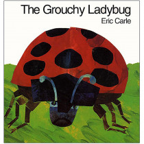 HC-9780060270872 - The Grouchy Ladybug Hardcover in Classroom Favorites