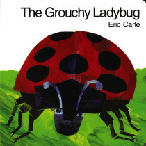 HC-9780060270889 - The Grouchy Ladybug Hardcover in Classroom Favorites