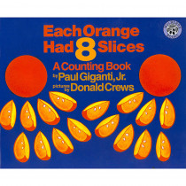 HC-9780688139858 - Each Orange Had 8 Slices in Classroom Favorites