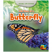 HE-9781484604922 - Life Story Of A Butterfly in Animal Studies