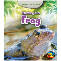 HE-9781484604946 - Life Story Of A Frog in Animal Studies