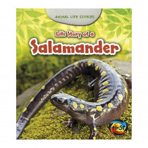 HE-9781484604953 - Life Story Of A Salamander in Animal Studies