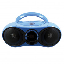 HECHB100BT2 - Portable Stereo W/ Bluetooth Receiver Cd/Fm Media Player in Listening Devices