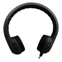 HECKIDSBLK - Flex-Phones Indestructible Blk Foam Headphones in General