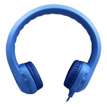 HECKIDSBLU - Flex-Phones Indestructible Blu Foam Headphones in General