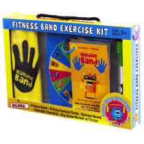 Starter Card Kit with Fitness Band - HNB21763 | Handee Band | Physical Fitness