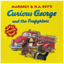 HO-0618494960 - Curious George And The Firefighters in Classics