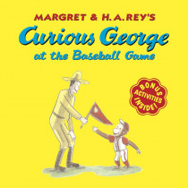 HO-0618663754 - Curious George At The Baseball Game in Classics
